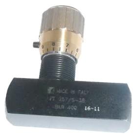 Limiteur de débit hydraulque