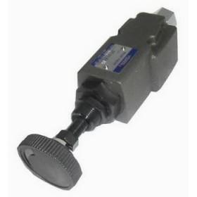 valve limiteur de pression