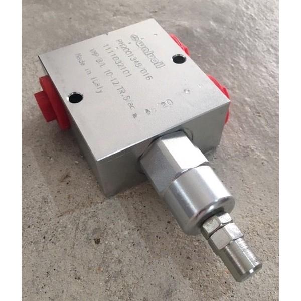 Limiteur de pression hydraulque