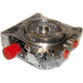 Corps interface pour mini centrale hydraulique