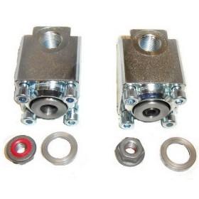 Kit commande mécanique pour distributeur hydraulique