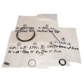 Kit joints pour moteur à engrenage
