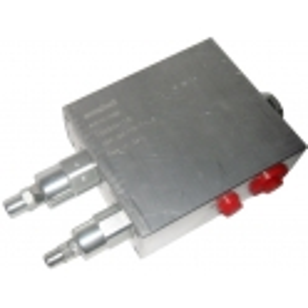 Valve hydraulique conjonctrice