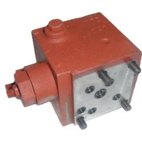 Compensateur de pompe à pistons